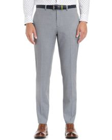 Chivtro cotton check trouser