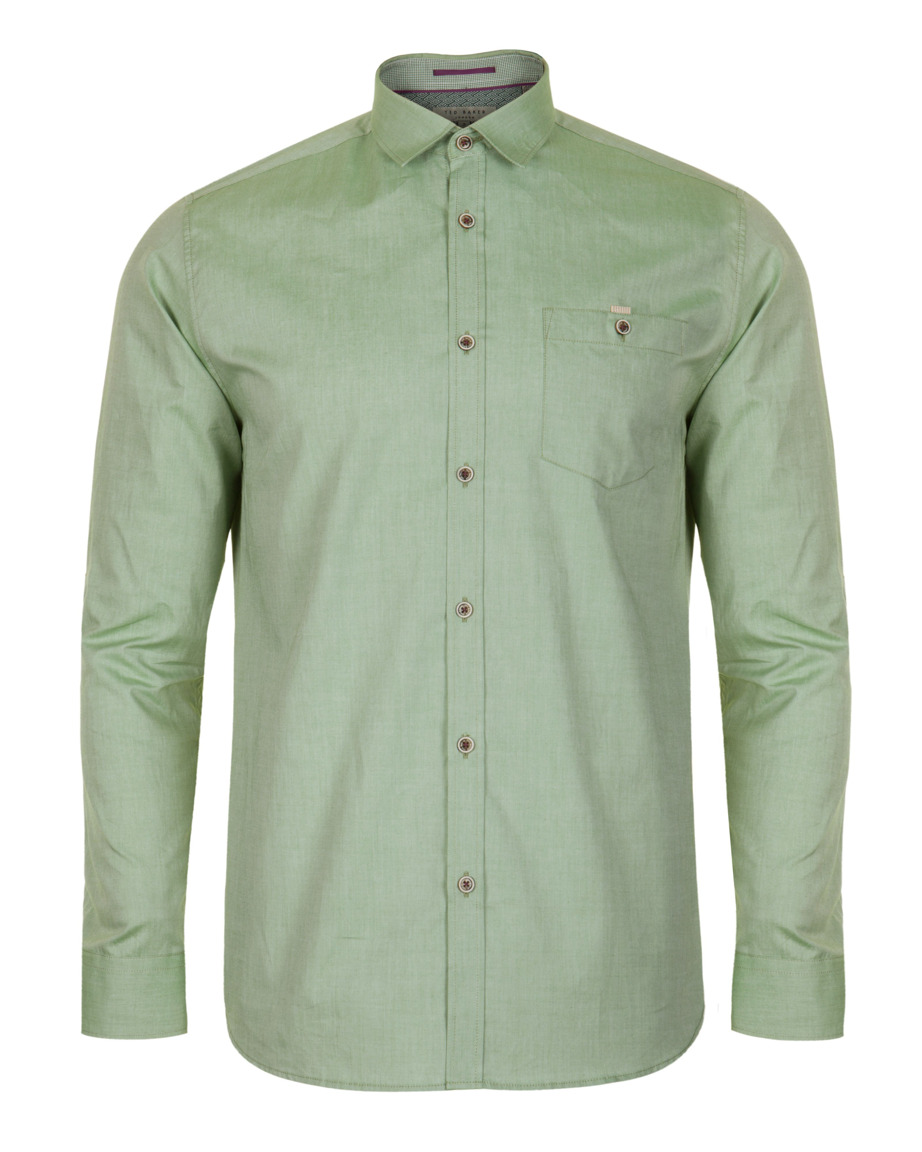 Jenspal long sleeve oxford shirt
