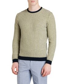 Twistow Plain Crew Neck Jumper