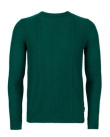 Coppul Plain Crew Neck Jumper