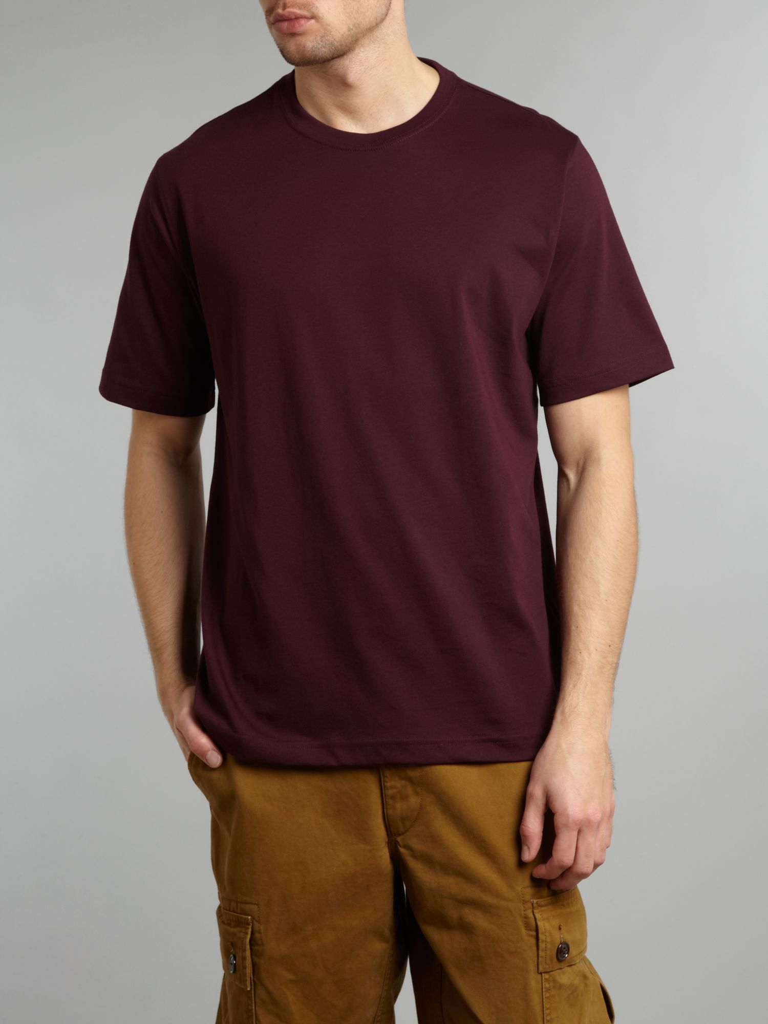 Men`s short sleeve super-T