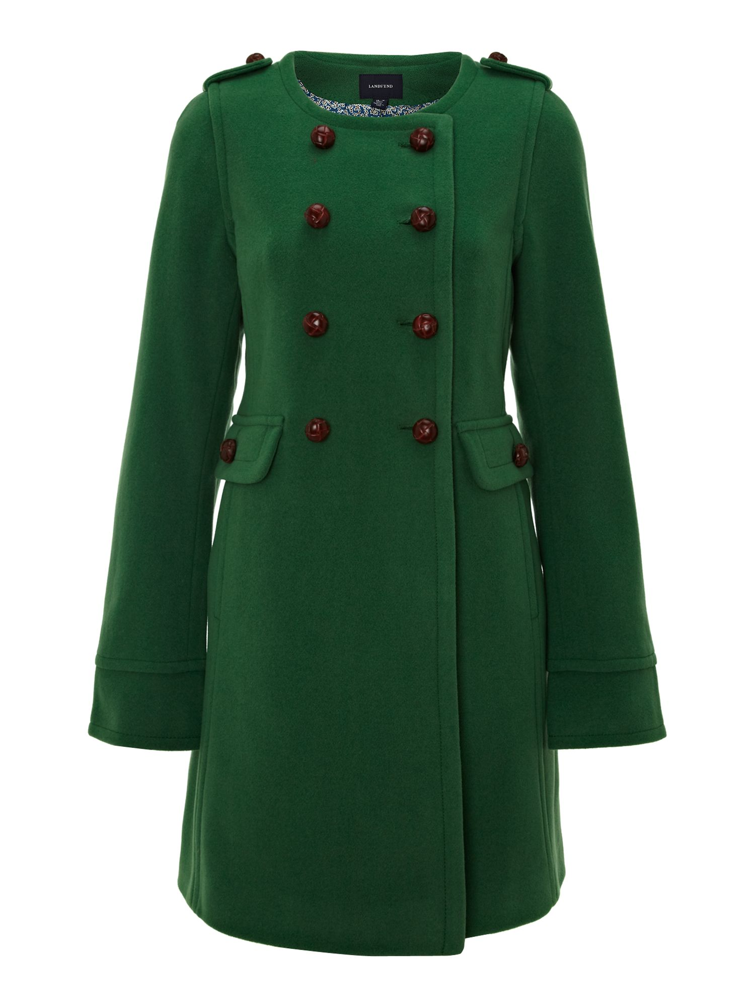 Green Coats For Women