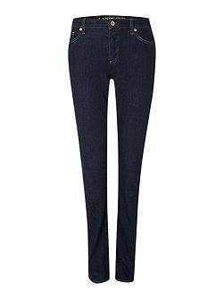 Low Rise Denim Slim Jeans