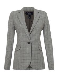 Smart Jacket Patterned