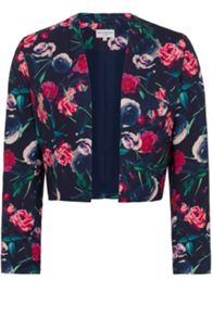 Wolf & Whistle Bird Floral Jacket