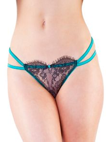 Playful Promises Cordelia  string brief