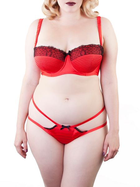 Playful Promises Portia string brief