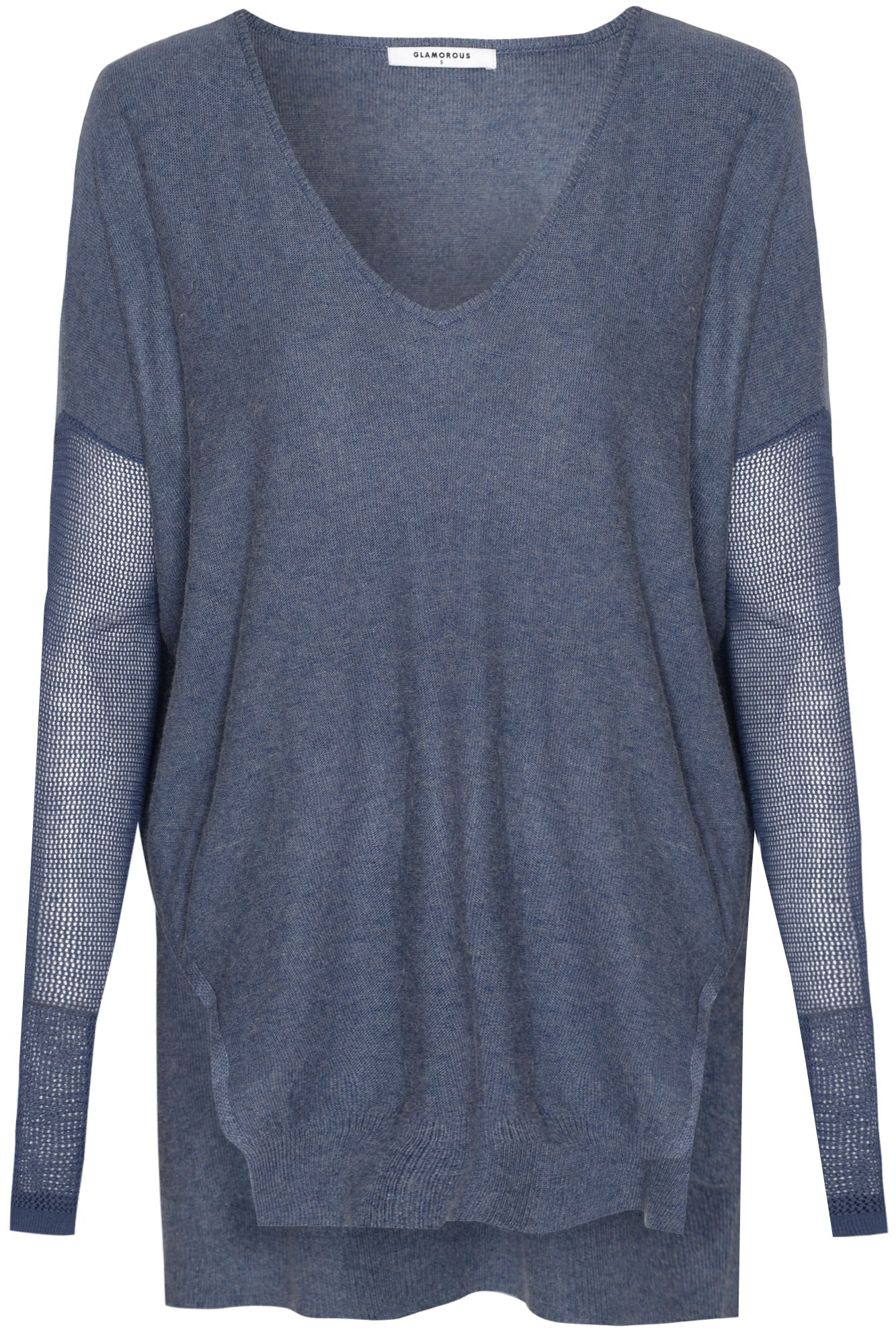 Alice & You Alice & You Long Sleeved Jumper, Navy