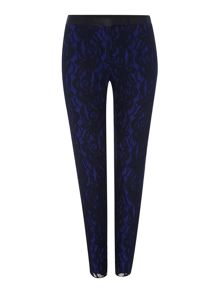 Paul Smith Black Label Slim lace trousers