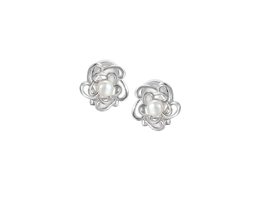 Sweet dreams clip earrings
