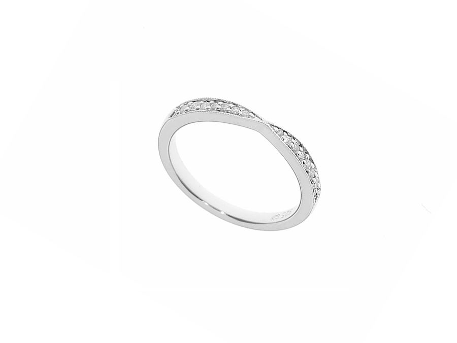 Amore Argento It`s love eternity ring