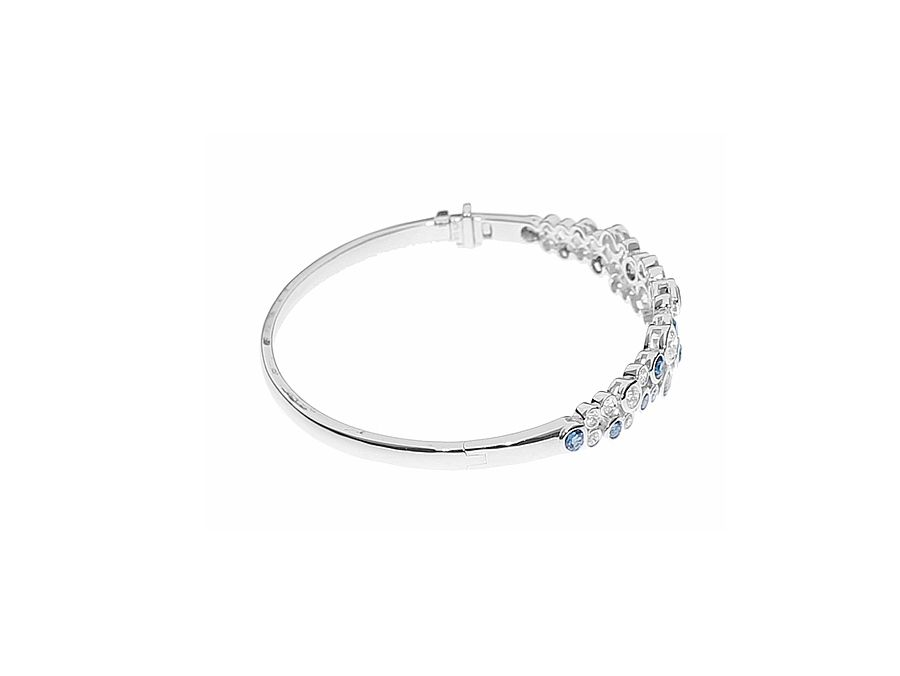Rhapsody in blue bangle