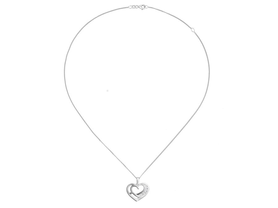 Amore argento necklace