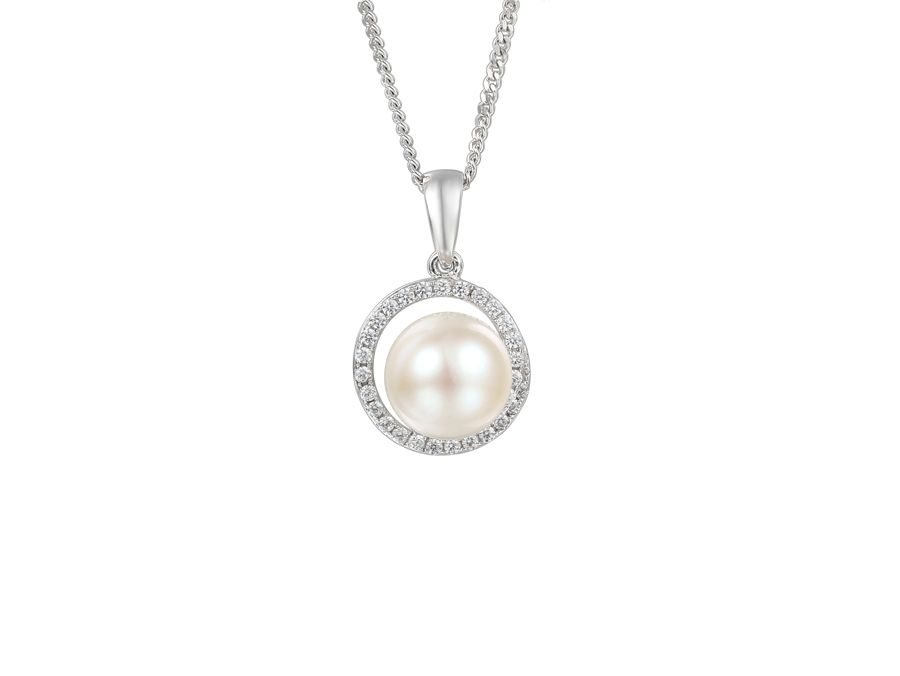 Bonbon pearl necklace