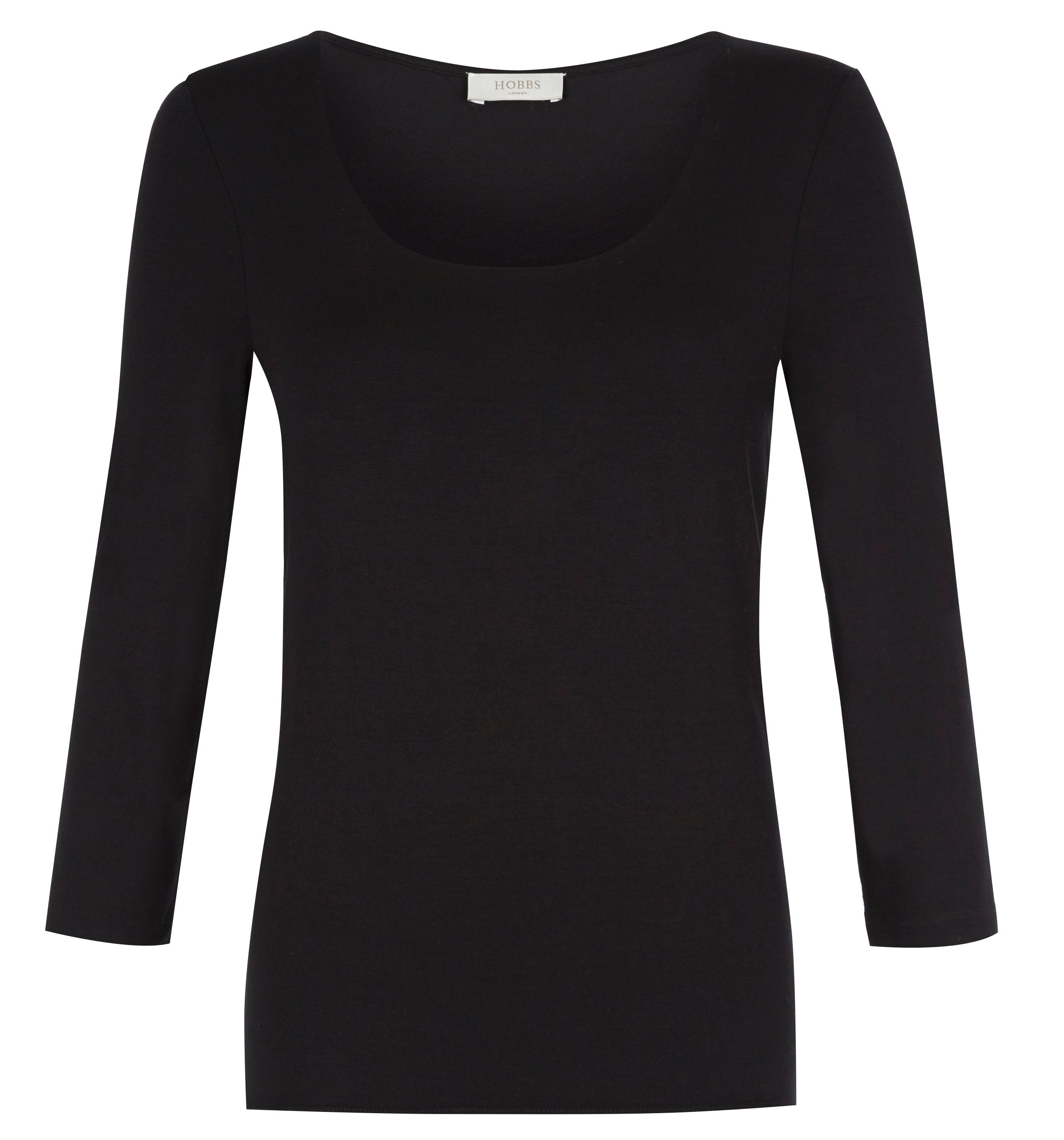 Hobbs Hobbs Sophie Top, Black