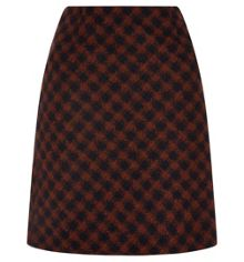 Hobbs Cork Skirt