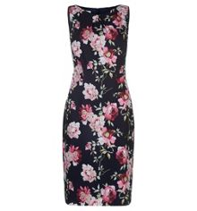 Hobbs Rita Rose Dress