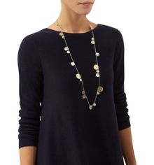 Hobbs Posey Necklace