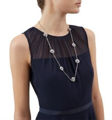 Hobbs Leah Pearl Necklace