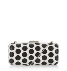 Hobbs Mia Spotty Clutch