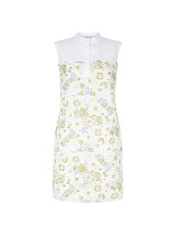 Sally Embroidered Dress