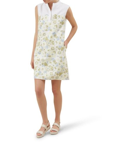 Hobbs Sally Embroidered Dress