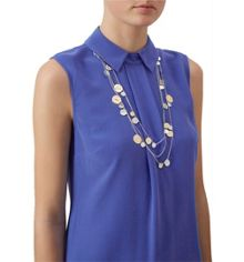 Hobbs Posey Multi Necklace