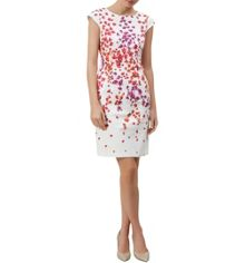 Hobbs Falling Flowers Dress