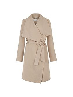 Laurie Waterfall Coat