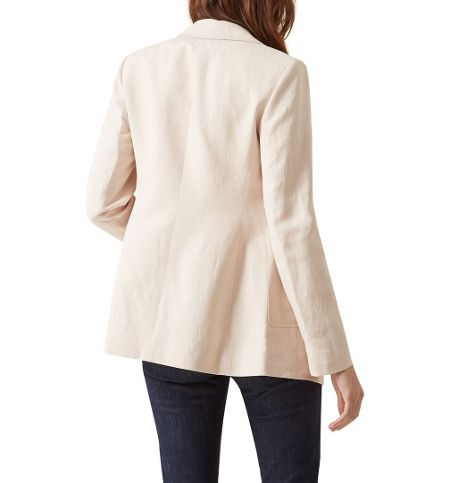 Hobbs Lillie Long Jacket