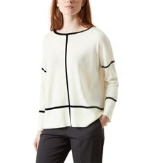 Hobbs Roma Graphic Sweater