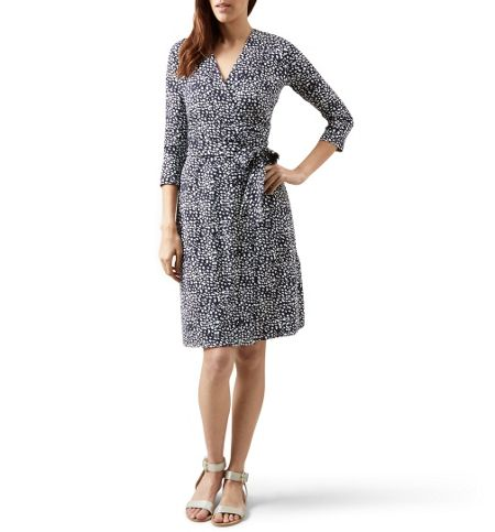Hobbs Joyce Jersey Dress