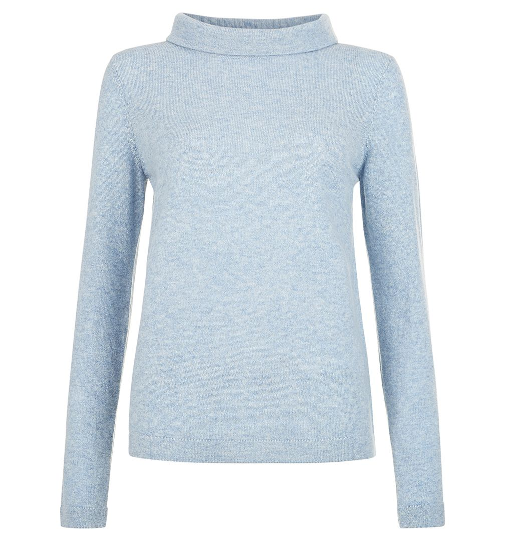 Hobbs Hobbs Audrey Sweater, Blue