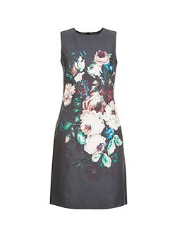 Painted Blooms Dress