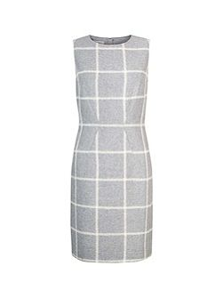 Cherre Check Dress