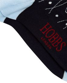 Hobbs Skater Girl Sock