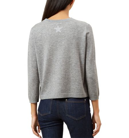 Hobbs Star Sweater