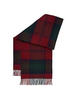 Beatrice Check Scarf