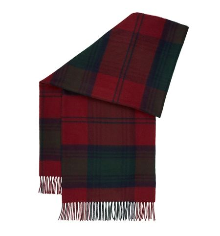 Hobbs Beatrice Check Scarf
