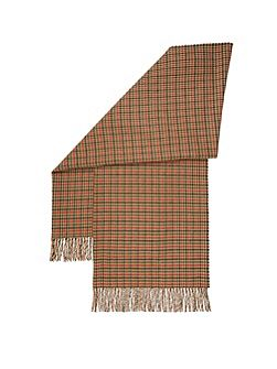 Bryony Check Scarf