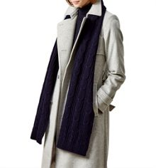 Hobbs Thea Cable Scarf