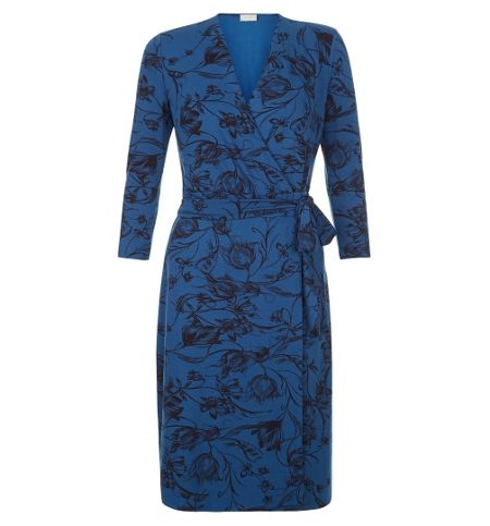 Hobbs Joyce Floral Dress