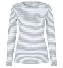 Hobbs Stripe Pointelle Top Pj