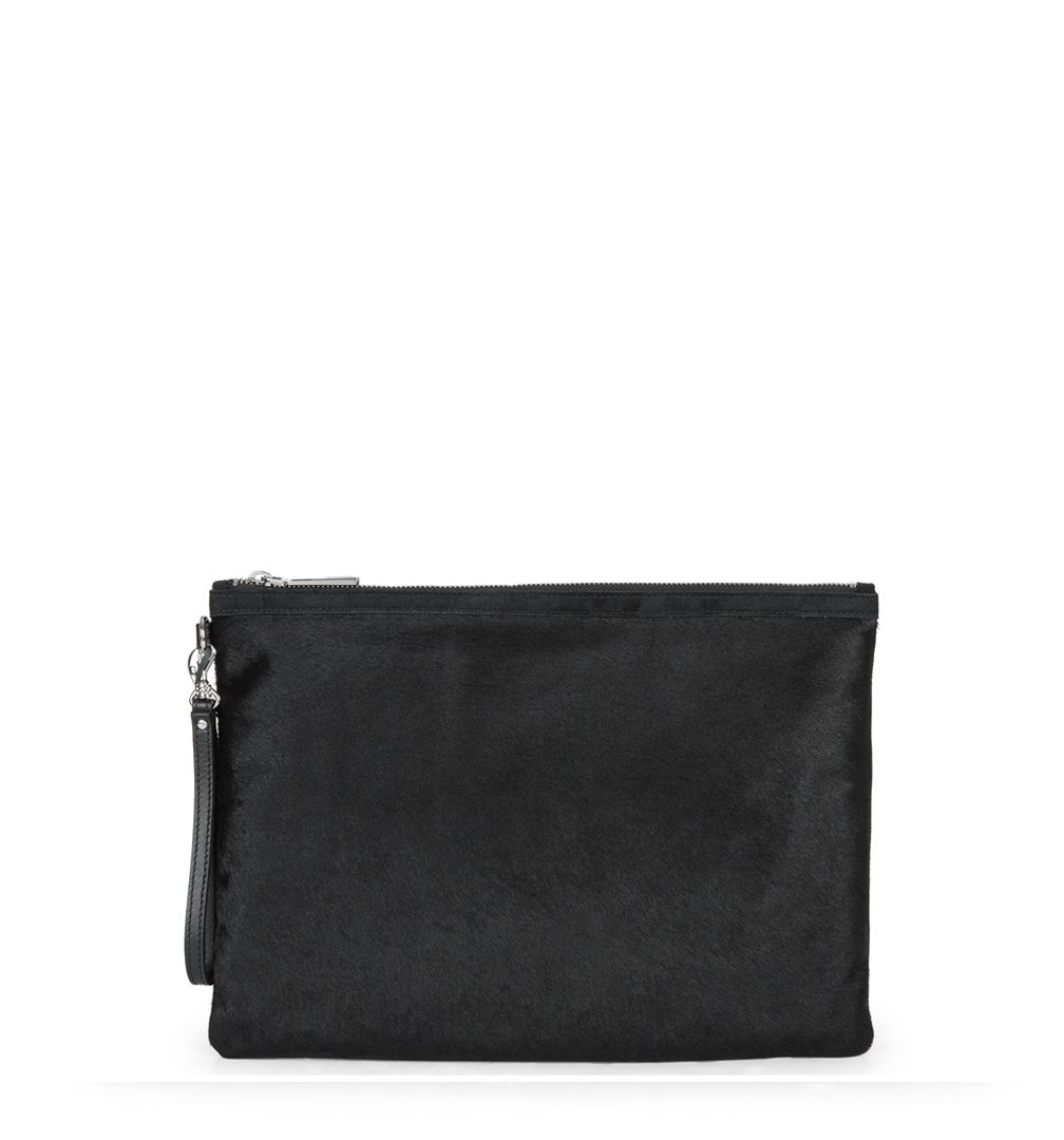 Hobbs Hobbs Liv Clutch Bag, Black