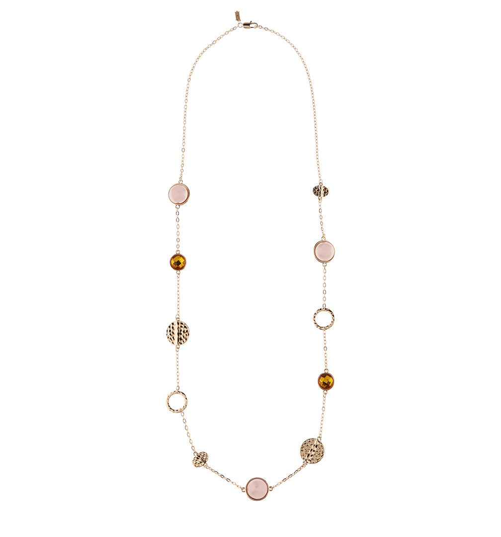 Hobbs Hobbs Katie Necklace, Gold