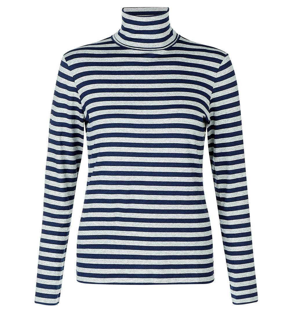 Hobbs Hobbs Mischa Roll Neck, Blue