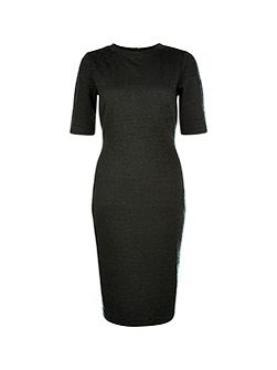 Joan Jacquard Dress