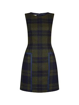 Abbey Check Dress