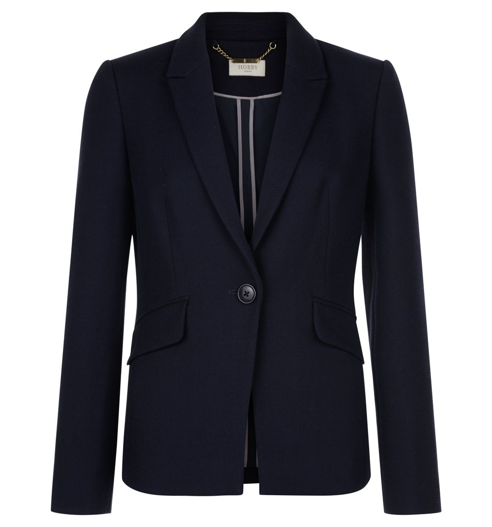 Hobbs Gabi Jacket, Blue