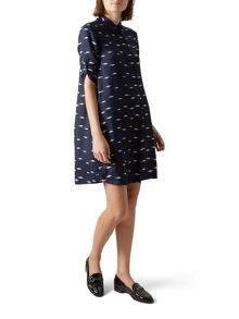 Hobbs Marci Shirt Dress